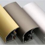 Алюминиевый профиль для шкафа-купе. Анодированные-цвета.