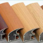 Алюминиевый профиль для шкафа-купе. Древоподобные цвета.